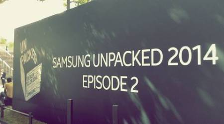 The Samsung Unpacked event had a few surprises this time. (Source: Nandagopal Rajan)