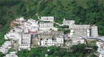 Vaishnodevi Yatra suspended for third consecutive day