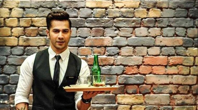 Varun Dhwana will be seen as a waiter in the movie.