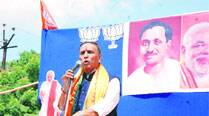Work hard to retain BJP fortress: Faldu