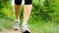 A 20-minute walk daily cuts early death risk