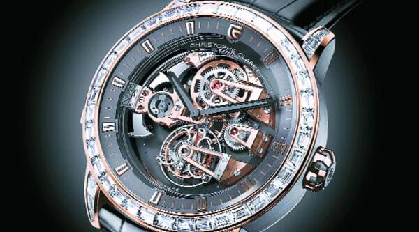 The Soprano by Christophe Claret.