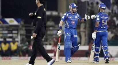 CLT20: Mumbai Indians notch up big win in qualifier