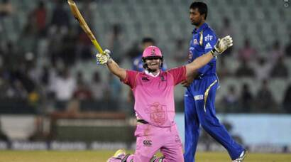 CLT20: Defending champ Mumbai Indians bow out, Lahore Lions through