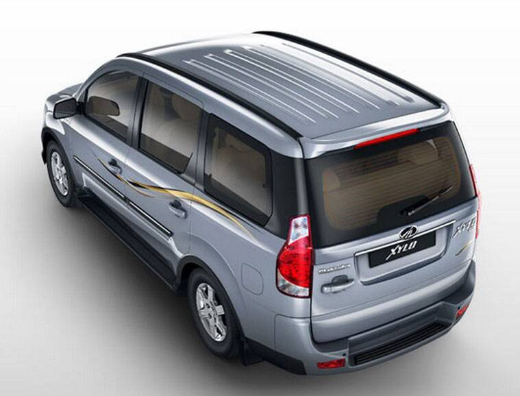 mahindra new car releaseRefreshed Mahindra Xylo launched at Rs 766 lakh exshowroom  The