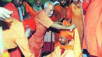 Anointed head seer of Gorakshnath Peeth, Adityanath's political clout set to rise