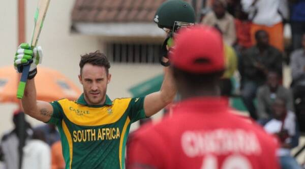 Faf (Source: AP)