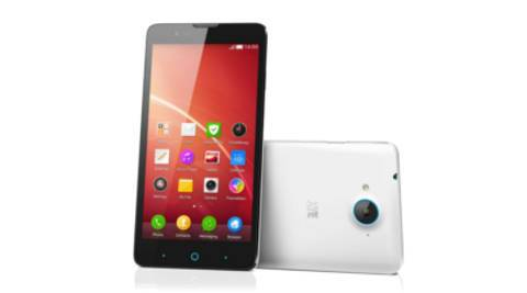 ZTE Launches V5 Android KitKat smartphone