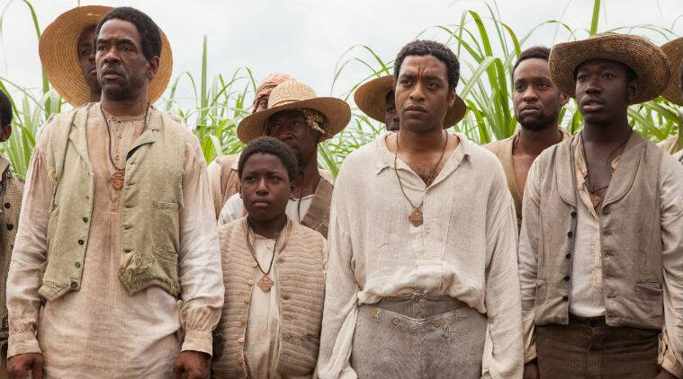 '12 Years a Slave' is based on the memoirs of Solomon Northrup.