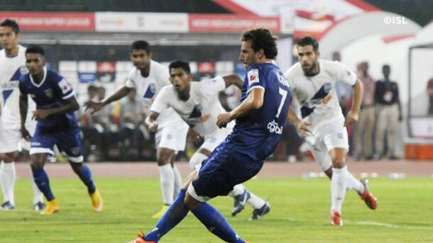 On Nicholas Ankela return, Mumbai City FC humbled