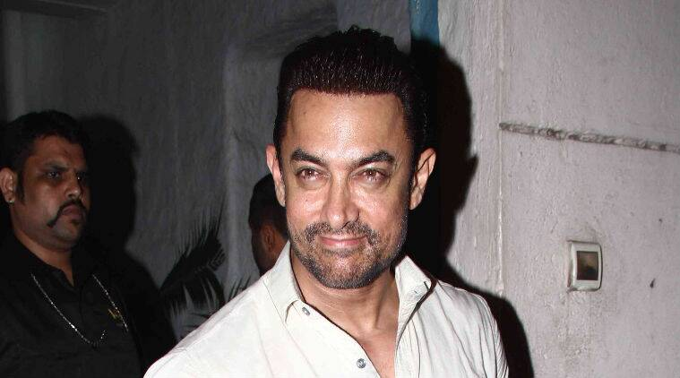 Aamir Khan appealed to people to join the Clean India Campaign.