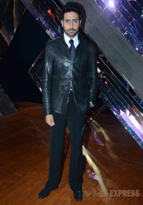 Abhishek promotes 'Happy New Year' without Shah Rukh Khan, Deepika