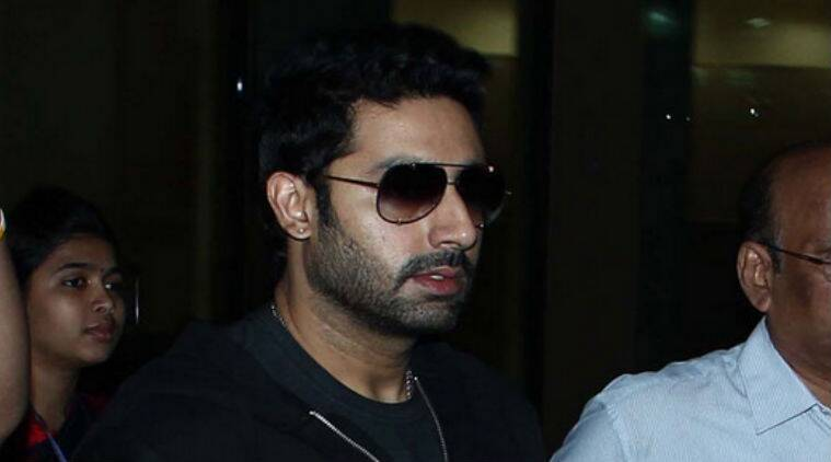 Abhishek Bachchan: I hate producing films. It's just that I got lucky (with 'Paa'). But I hate it.