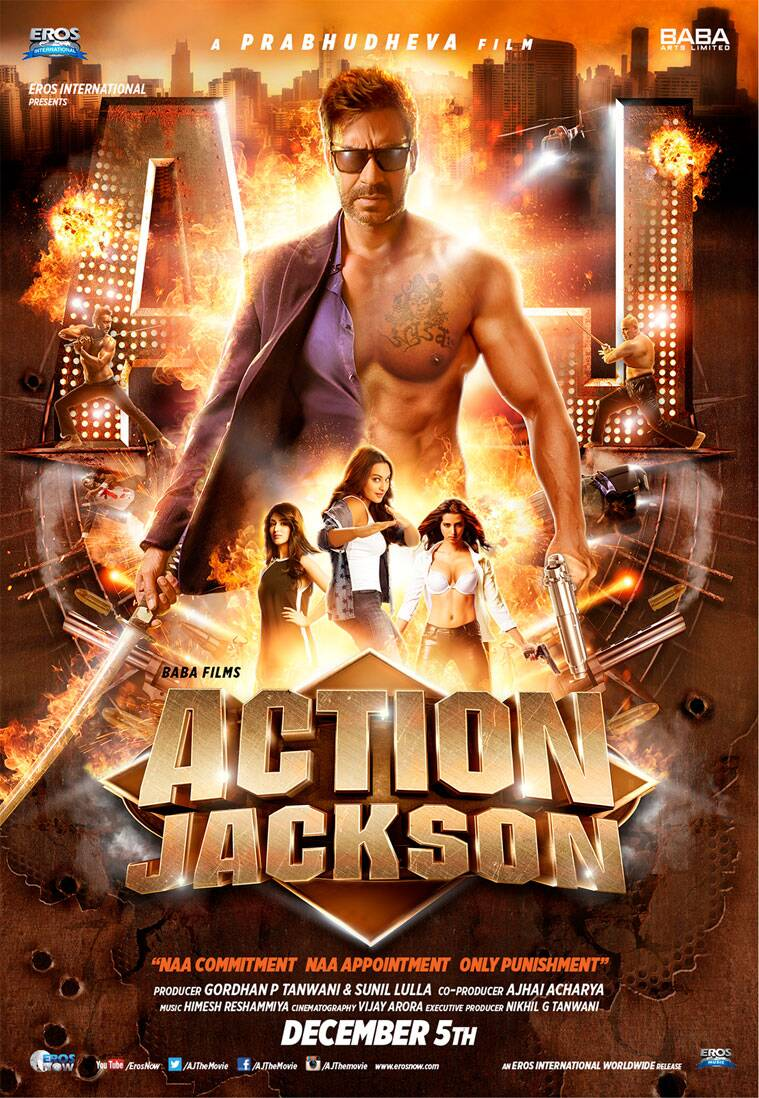 Action Jackson Boxoffice Collections Thread