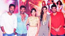 (Left to right) Prabhu Dheva, Ajay Devgn, Yami Gautam, Manasvi Mamgai and Kunaal Roy Kapur