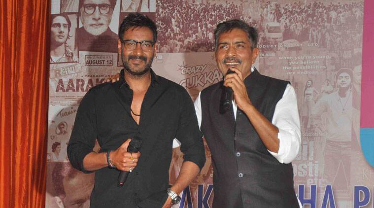 Prakash Jha and Ajay Devgn are producing multiple films with the actor and director bringing out a sequel to 'Gangaajal' with a female protagonist.