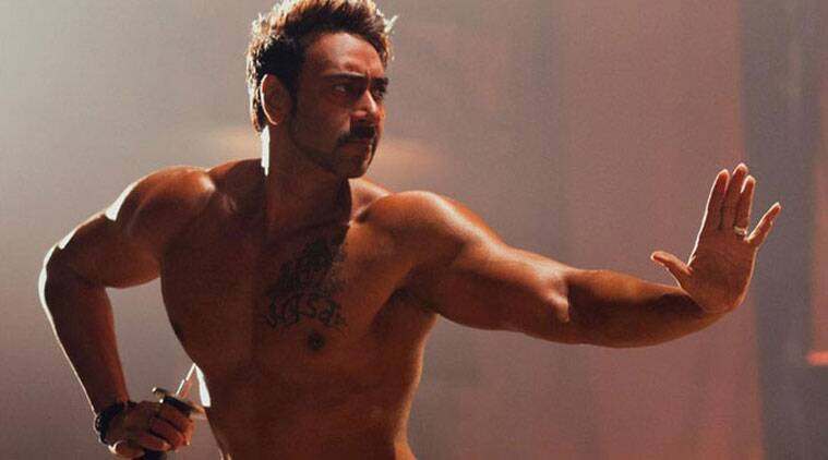 "Ajay Devgn will be seen doing a sword fight sequence in his upcoming film ""Action Jackson"", and the actor says it was after a long time that he had to put in a lot of practice for the action scenes."