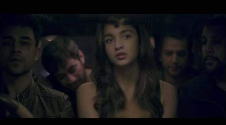 The video portrays a sort of utopian world for the young Indian woman.