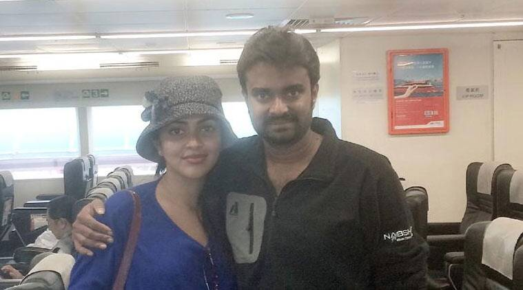Rumour has it that Amala, who married Vijay in June this year, is pregnant.