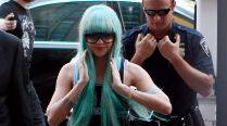 Amanda Bynes looks healthy during publicouting
