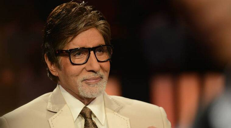 Amitabh Bachchan is followed by celebrities like Hema Malini, Madhuri Dixit and Juhi Chawla.