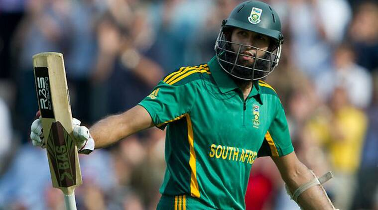 Hashim Amla's 119 led South Africa to an impressive, but not overly daunting, 282 for nine (Source: AP/File)