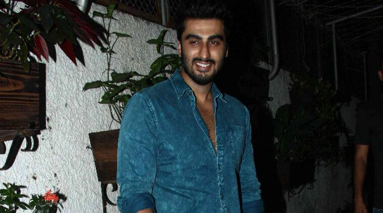 Arjun Kapoor was previously linked with his '2 States' fame actress Alia Bhatt.