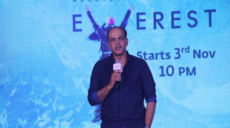 Ashutosh Gowariker has pinned the responsibility of the show on the shoulders of newcomer Shamata Anchan.