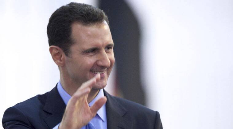 Syrian President Bashar Assad is taking advantage of the US-led coalition's war against the Islamic State group.