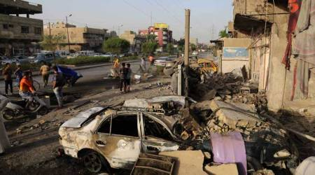 IS militants kill 40 jihadists, 17 policemen in Iraq