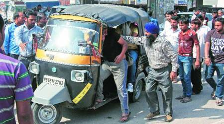 Chandigarh: 775 autos plying in city have no permit, driving licence, reveals data