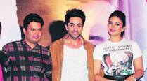 Ayushmann Khurana's newest single for T-Series