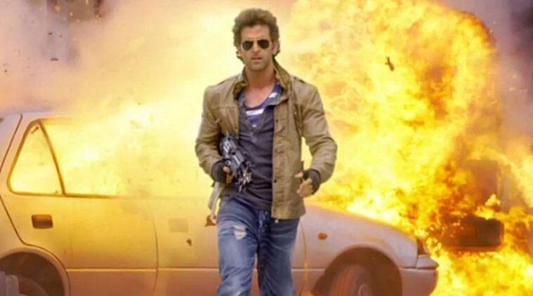 """Released Oct 2, """"Bang Bang!"""" collected .3 million (Rs.70 crore) in 11 days in the overseas market."""