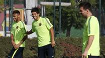 Luis Suarez will play some minutes in Clasico, says coach