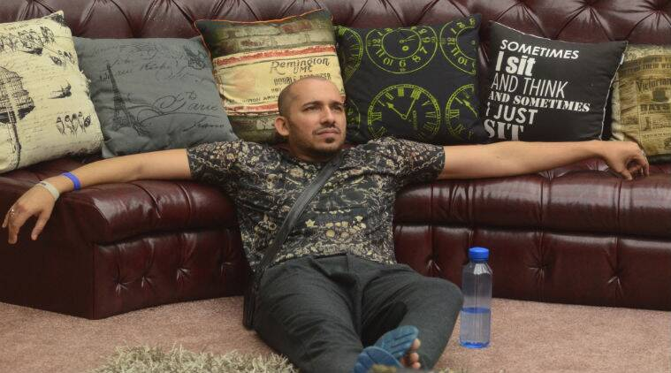 Being the first Captain of the house, Ali Quli Mirza is very serious about his captaincy.