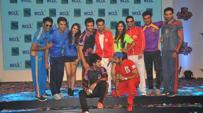 PHOTOS: 'Box Cricket League' opens with a bang with TV stars
