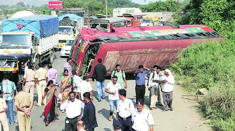 BEST bus kills 24-year-old in Oshiwara | Cities News, The