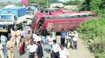 BEST bus kills 24-year-old in Oshiwara