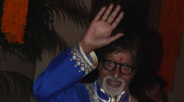 Amitabh Bachchan: The love and the passion of Bengal is overwhelming.