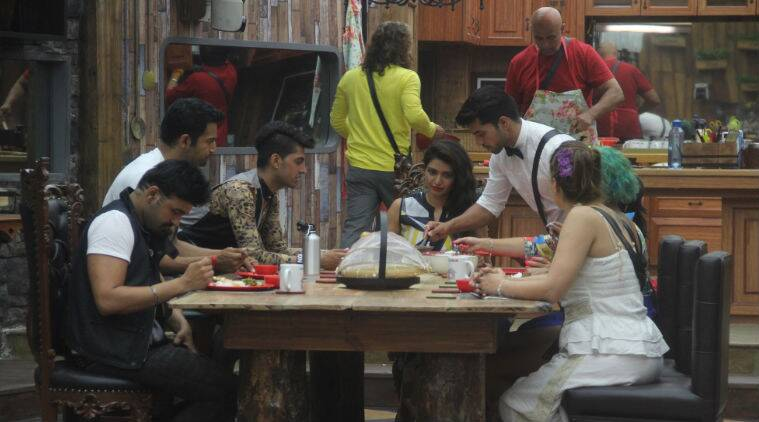 Pritam's team is allowed no privileges and they are required to seek an approval or permission from members of Deepshika's team.