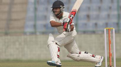 Duleep Trophy final: Robin Bist saves Central Zone the blues with gritty 79