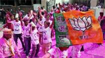 BJP wrests all three seats from MNS in Nashik city