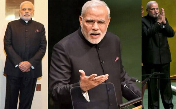 Narendra Modi's dressing sense makes a mark during US visit