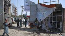 2 suicide bomber attacks in Kabul kill 7, wound 21