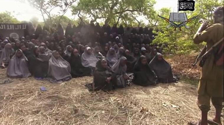 Islamic extremists in Nigeria have seized Chibok, forcing thousands of people to flee the town.