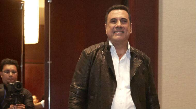 Boman Irani took to Twitter to share news of his mother's birthday.