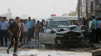 Bombings kill 9 people in Iraqi capital