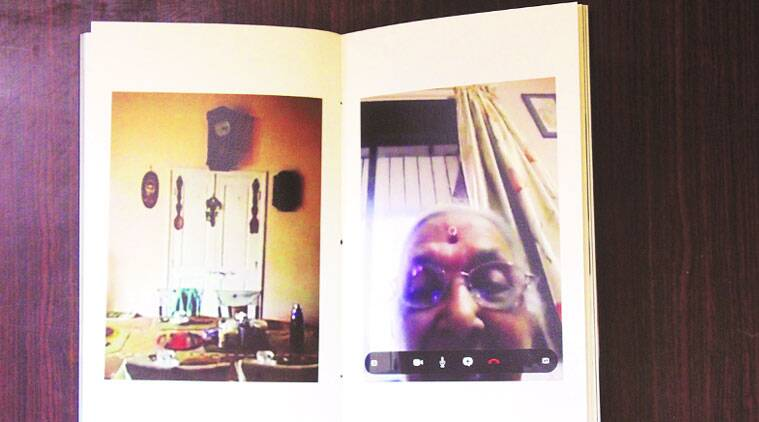 Images from Kaamna Patel's book Apparitions.