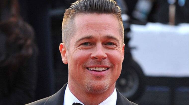 Superstar Brad Pitt has revealed that he had never been on a plane until he was 25.