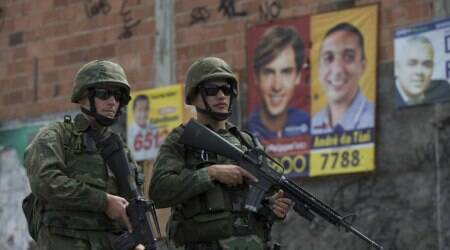 Brazilian police kill about 6 people a day:Study